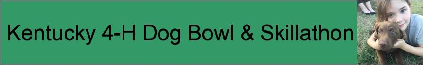 Dog Bowl and Skillathon