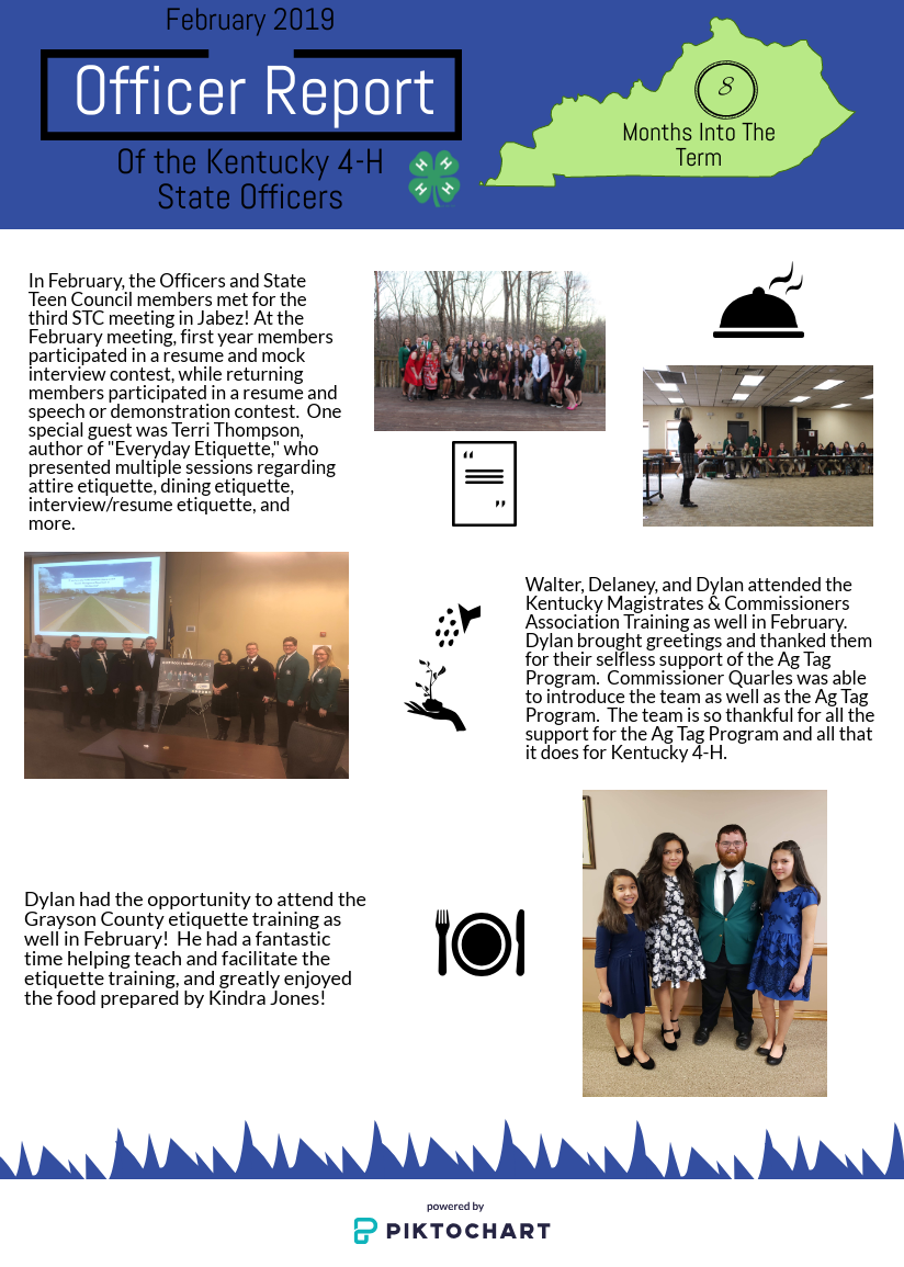 State 4-H Officers | 4-H Youth Development