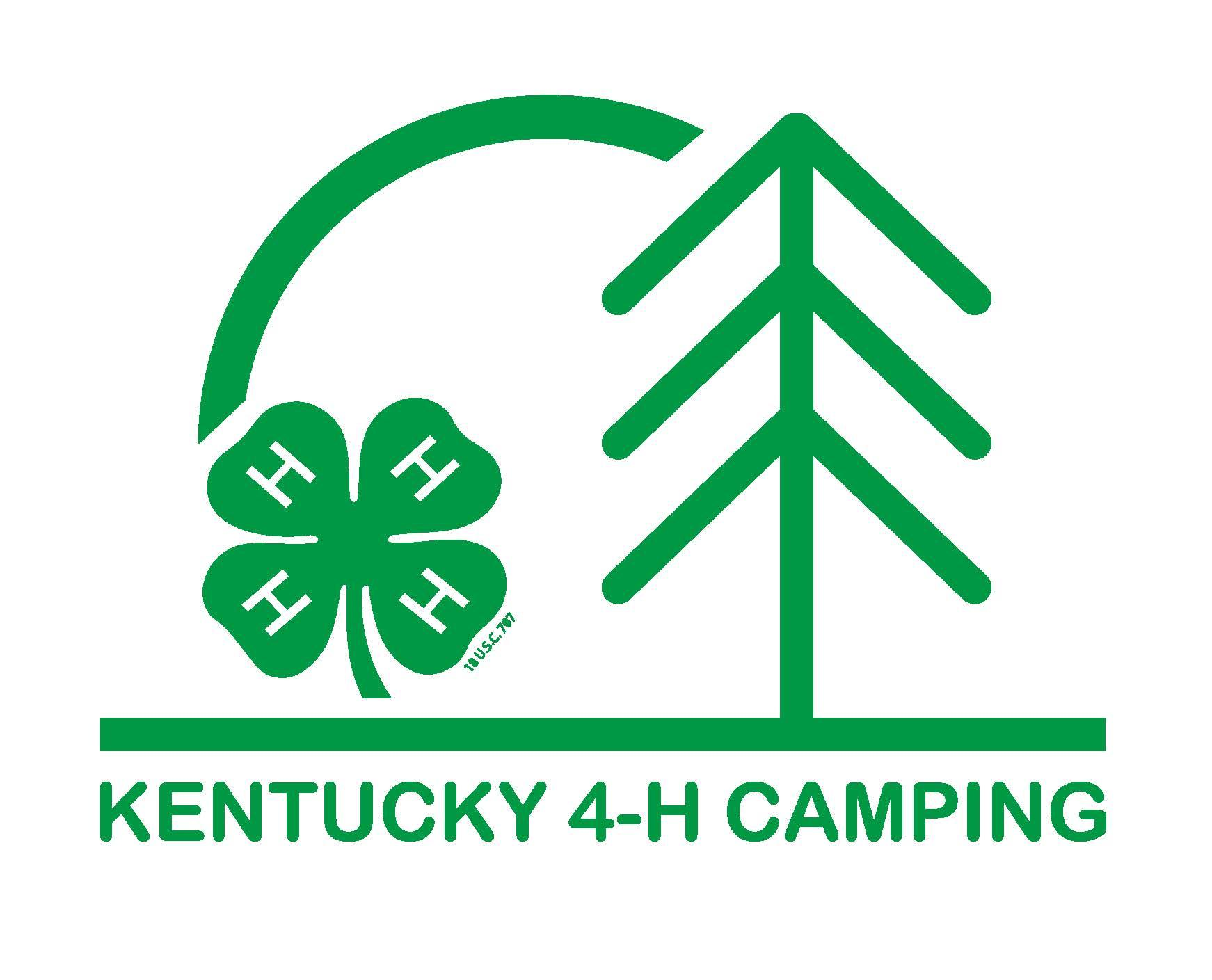 Kentucky 4-H Camp Logo